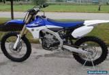 Yamaha YZ450f Near New for Sale