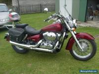 Motorcycle Honda VT 750 cc Shadow Cruiser 2004