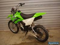 KAWASAKI KLX110 TRAIL BIKE