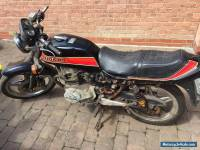 Honda CB250N Superdream Project