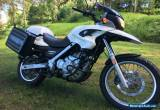 BMW F650GS LATE 2004 ENDURANCE MOTORCYCLE ONLY 8700KM HARDLY USED for Sale