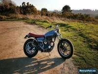 Yamaha XS650 se brat/custom/bobber