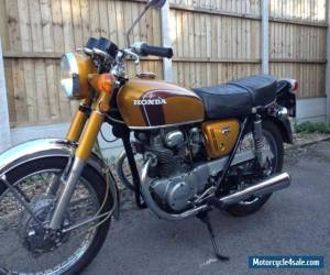 Honda CB250-K4 1971 Twin (Stock Photo for potential rebuild purpose only) for Sale