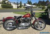 1972 Harley Davidson XLCH 1000 for Sale