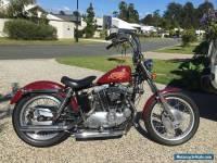 1972 Harley Davidson XLCH 1000