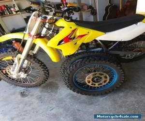 Suzuki RM85L 2013 Motorbike + extras - Motorcross, RM85 Big Wheel, 85cc for Sale