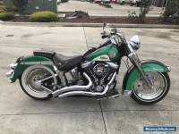 HARLEY DAVIDSON HERITAGE SOFTAIL 11/1993MDL 53243KMS CLEAR PROJECT MAKE AN OFFER