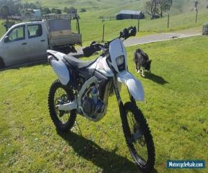 Yamaha YZ450F 2013 for Sale