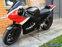 2003 Yamaha YZF R6 Track Bike Motorbike