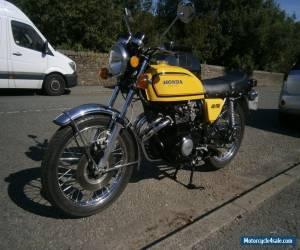 honda cb 400/4 super sport px trail bike considered for Sale