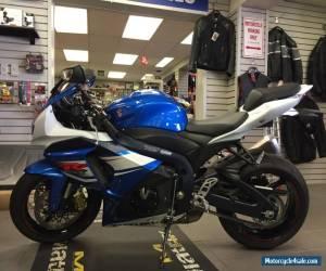 2012 Suzuki GSX-R for Sale
