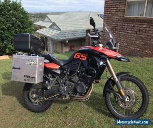 BMW F800GS - Lots of Extras for Sale