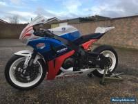 Honda CBR 1000rr race/ track bike