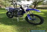 2010 Yamaha YZF for Sale