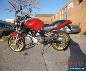 HONDA VTR250 GREAT LAMS LEARNER APPROVED V TWIN 2004 RUNS AND RIDES GREAT  for Sale