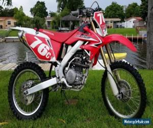 2009 Honda CRF for Sale