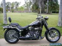 motor cycle HD CVO Springer 2008