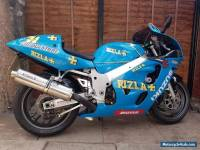 GSXR 600 SRAD. 25k with fresh MOT (no advisories)