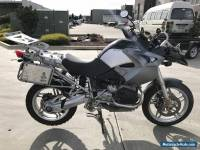 BMW R1200GS R 1200 GS R1200 10/2006 MODEL PROJECT MAKE AN OFFER