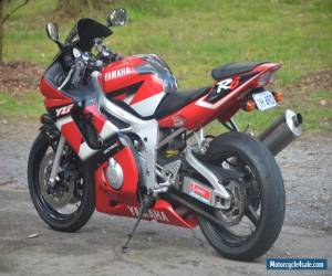 Yamaha YZF R6 2001 Model for Sale