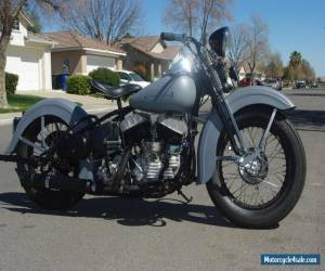 1947 Harley-Davidson Touring for Sale