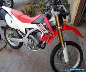 2016 Honda CRF for Sale