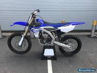Yamaha YZF250 2017