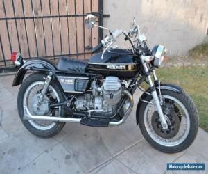 1975 Moto Guzzi Convert v1000 for Sale