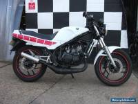 Yamaha RD350 YPVS tuned and updated with all oe parts