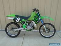 1993 Kawasaki KX