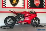 2013 Ducati Superbike for Sale