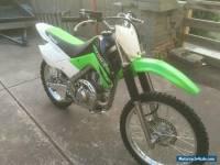 Kawasaki KLX 140L Motorbike