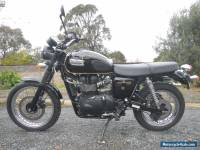 TRIUMPH SCRAMBLER 2010 MODEL WITH ONLY 27638ks GREAT VALUE @ $8990