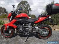 BENELLI EN 600cc LAMS APPROVED 2014 AS BRAND NEW UNDER 10,000ks