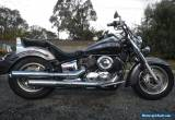 YAMAHA XVS 1100 2009 MODEL WITH ONLY 25501ks AS NEW GREAT VALUE AT $6690 for Sale