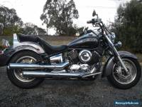 YAMAHA XVS 1100 2009 MODEL WITH ONLY 25501ks AS NEW GREAT VALUE AT $6690