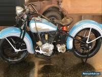 1931 Harley-Davidson VL