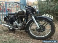 1948 Norton ES 2
