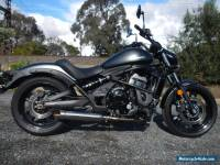KAWASAKI VULCAN S LAMS APPROVED 2016 MODEL WITH ONLY 3668ks