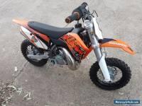 KTM 50SX MINI 2010
