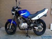 2007 Suzuki GS500 for parts or wrecking.