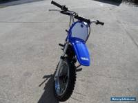 YAMAHA PEE WEE 80 IN NEW CONDITION