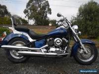 YAMAHA XVS 650cc LAMS APPROVED RIDES PERFECT ONLY $5990