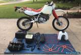 1994 Honda XR for Sale
