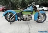 1950 Harley-Davidson for Sale
