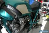 Honda CB900 Boldor Cafe Racer Motorcycle for Sale