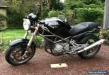 2002 Ducati 620ie for Sale