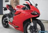 2014 Ducati Superbike for Sale