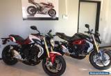 2016 MV Agusta Brutale 800RR for Sale