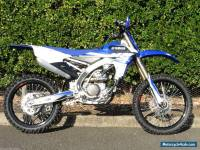 YAMAHA YZF250 * YZ250F 2015 * MOTO X * MOTOCROSS * UK BIKE * 1 HOURS USE
